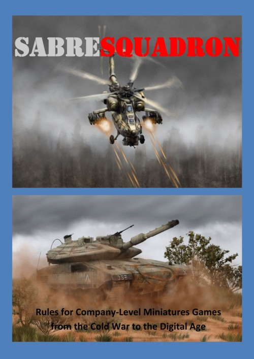 Cold War '84 - Sabre Squadron Wargame Rules