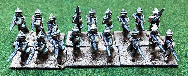 Old Glory 15mm Historical Miniatures - Colonial Wars of the 19th Century
