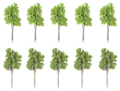 TimeCast Range 37 - TimeCast Scenic Accessories - Model Trees